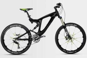 Bicicleta mountain bike bmw enduro