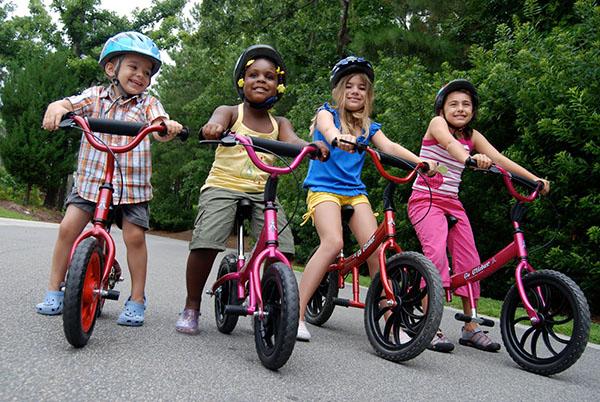 ce67b6950 Como escolher corretamente uma bicicleta infantil