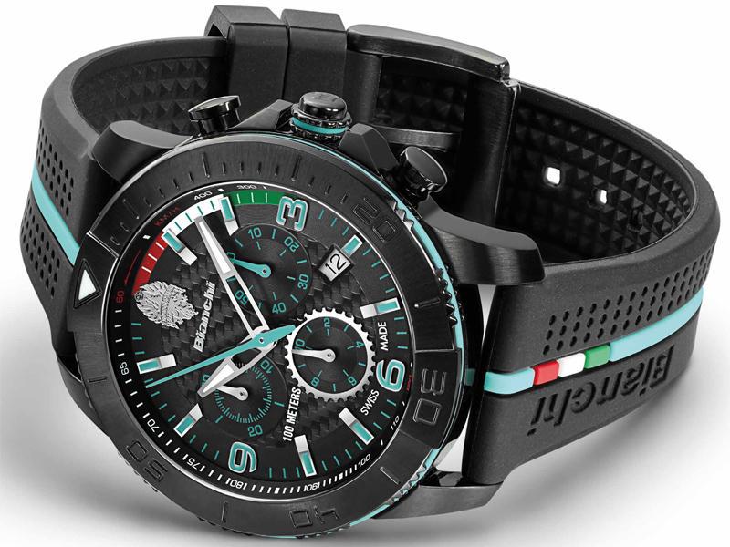 6020e6ff9b9 Italiana Bianchi lança série especial de relógios com sua grife ...