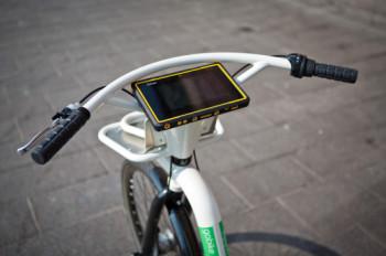 GoBike: sistema de bikes com tablets - Foto: Divulgação