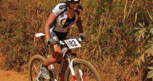 Larissa passou de admiradora a competidora - Foto: Arquivo Pessoal / Larissa Paiva