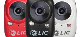 Liquid Image EGO, a menor câmera de vídeos esportivos do mercado