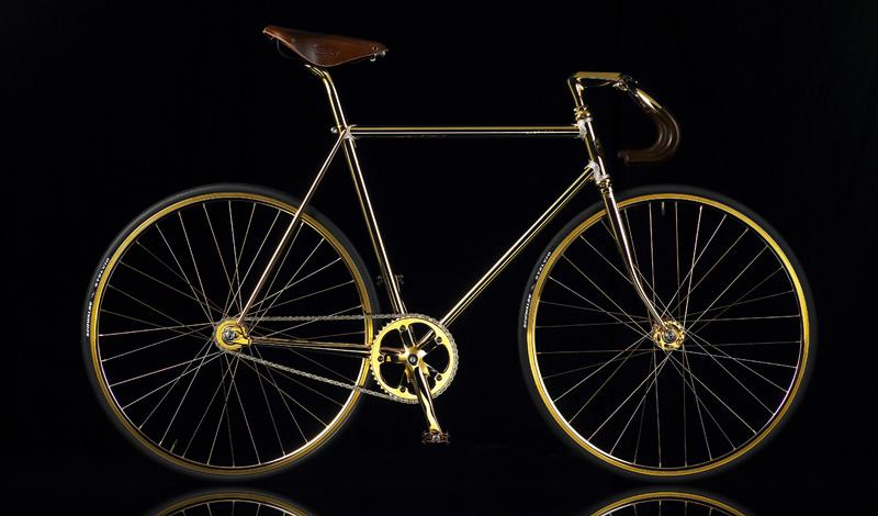 50bd74b81de Se a bicicleta da House of Solid Gold estourou seu orçamento