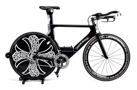 6aff8712541 Chrome Hearts x Cervélo bike. TWC10 MostExpensive ChromeHeartsCervelo