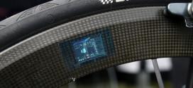 Protótipo de roda monitora temperatura do aro e pressão dos pneus em tempo real