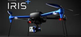 Iris+, o drone fotográfico que segue o dono pelas trilhas