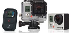 Marca GoPro passará a produzir suas câmeras em território brasileiro