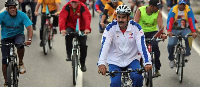 Na contramão: Venezuela restringe compra de bicicletas