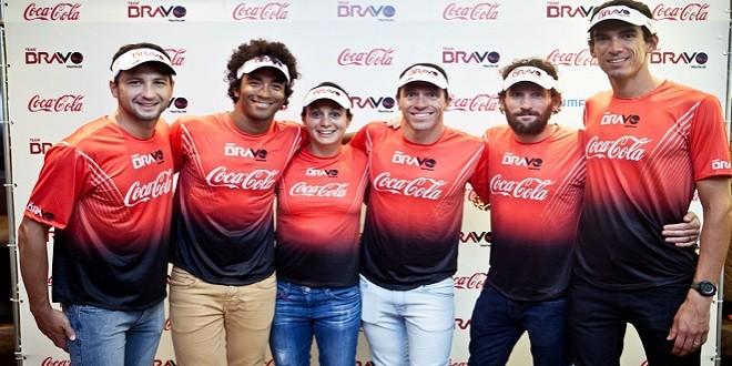 ed9f08a84a6d5 Brasileiros do Team Bravo estreiam na 24ª edição do Triathlon Internacional  de Santos