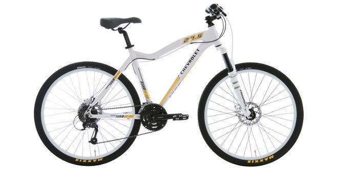 Chevrolet lança no Brasil bicicleta mountain bike de R  3,5 mil   MTB  Brasília 253acf62cb