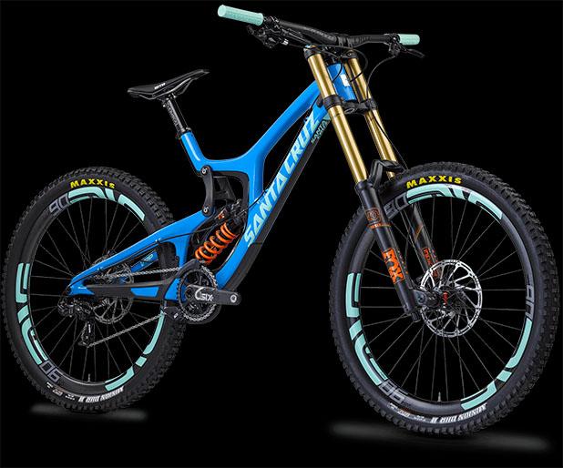 Bike radar elege as bicicletas mais desejadas do mundo em 2016 mtb santa cruz v10 uma das melhores bicicletas de dh da histria do mountain bike altavistaventures Choice Image