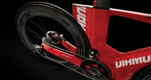 Diamondback lança a 'bicicleta de triathlon mais rápida do mundo'