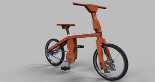 Bambubini, a bicicleta infantil de bambu laminado 'made in Brasília'