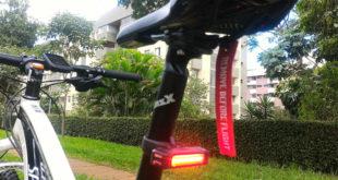 Lanterna / luz de segurança LL Cometa