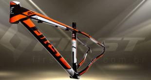 Conheça a linha de quadros, acessórios e vestuário da brasileira First Bikes