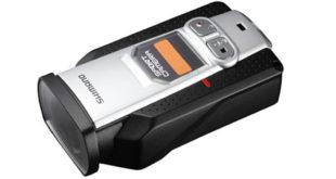 Nova câmera Shimano permite gravar vídeos e fotos sem tirar as mãos do guidão