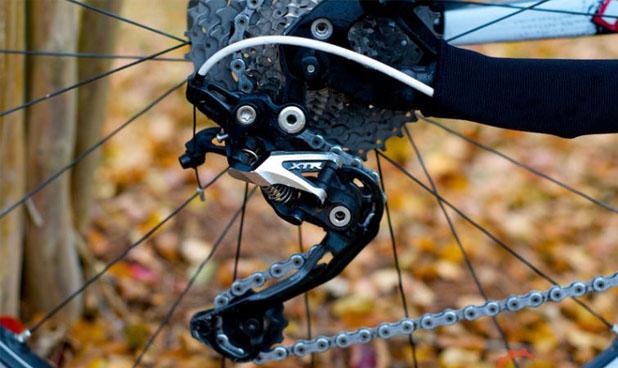 O câmbio da bicicleta é o melhor recurso para se economizar energia