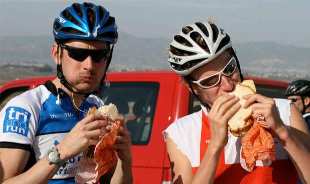 A estratégia nutricional é de extrema importância para a prática do ciclismo