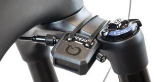 SRAM lança monitor eletrônico de amortecedores para bicicletas