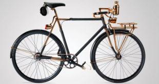 Williamson Goods Wheelmen, a bicicleta urbana que é uma joia sobre duas rodas