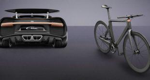 Automotiva Bugatti lança bicicleta de pinhão fixo… e preço estratosférico!