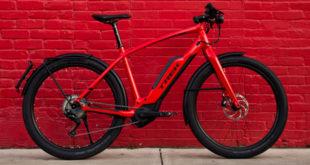 Super Commuter+, a nova e-bike para deslocamentos urbanos da Trek