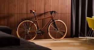 Fabricante usa madeira para criar quadros de bicicleta que unem beleza e performance