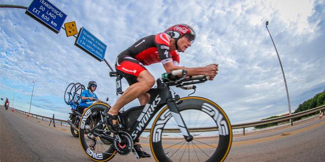 Participantes da 17ª edição do Ironman Florianópolis terão apoio do Suporte  Neutro Shimano   MTB Brasília 911de1cf13