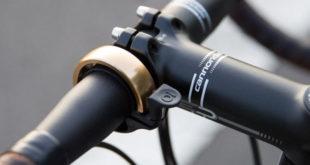 Oi, a minimalista e eficiente campainha para bicicletas da Knog