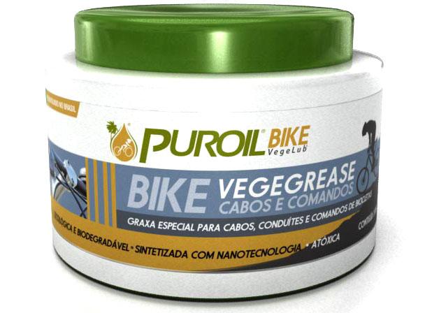 Graxa Puroil Vegegrease (pote de 100 gramas)