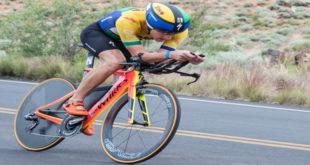 Conheça a bicicleta e os equipamentosdo Ironman mais veloz do mundo