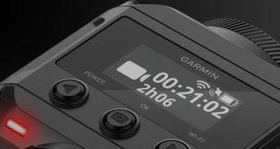 Garmin lança câmera de ação com filmagem 360º e resolução 5.7K