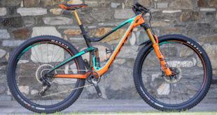 Nova Scott Genius, uma bicicleta pronta para rodas 27.5 e 29 polegadas