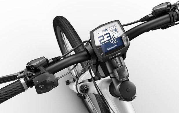 O novo sistema de freios ABS da Bosch promete uma frenagem mais eficaz e segura - Foto: Bosch eBike Systems