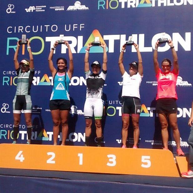 Circuito Uff Rio Triathlon : Atletas do shimano sports team garantem pódio em diversas