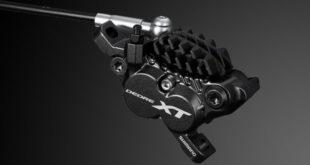 Shimano lança pinça de freio Deore XT com 4 pistões