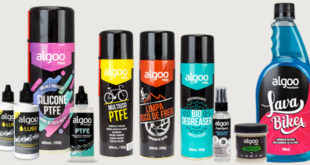 Algoo apresenta nova linha de produtos para limpeza, lubrificação e conservação de bicicletas