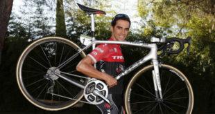 Trek homenageia Alberto Contador com edição limitada da Émonda SLR