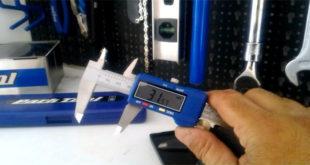 Paquímetro Park Tool Digital Caliper DC-1