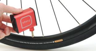 Fumpa, o menor compressor de ar para pneus de bicicleta do mundo