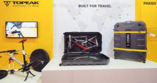 Novo PakGo X, o prático e descomplicado mala-bike da Topeak