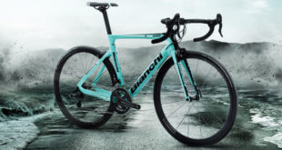 Bianchi apresenta seu catálogo 2018 de bicicletas e quadros avulsos