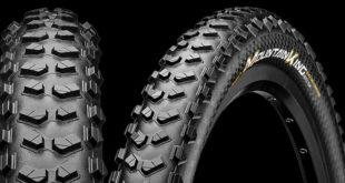 Continental renova sua linha de pneus Mountain King