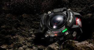Casio entra no mercado de câmeras esportivas