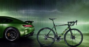 R.S2 Beast of the Green Hell, a bicicleta topo de linha da Mercedes AMG