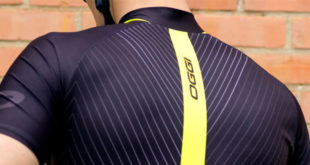 Oggi apresenta sua nova linha de vestuário para ciclismo