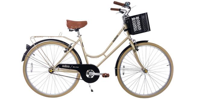 44bcaf493 Melissa lança bicicleta feminina estilo vintage