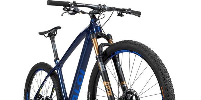 36ce3854a Caloi apresenta a versão 2019 de sua MTB Elite Carbon Team. 15 de setembro  de 2018 Bicicletas ...